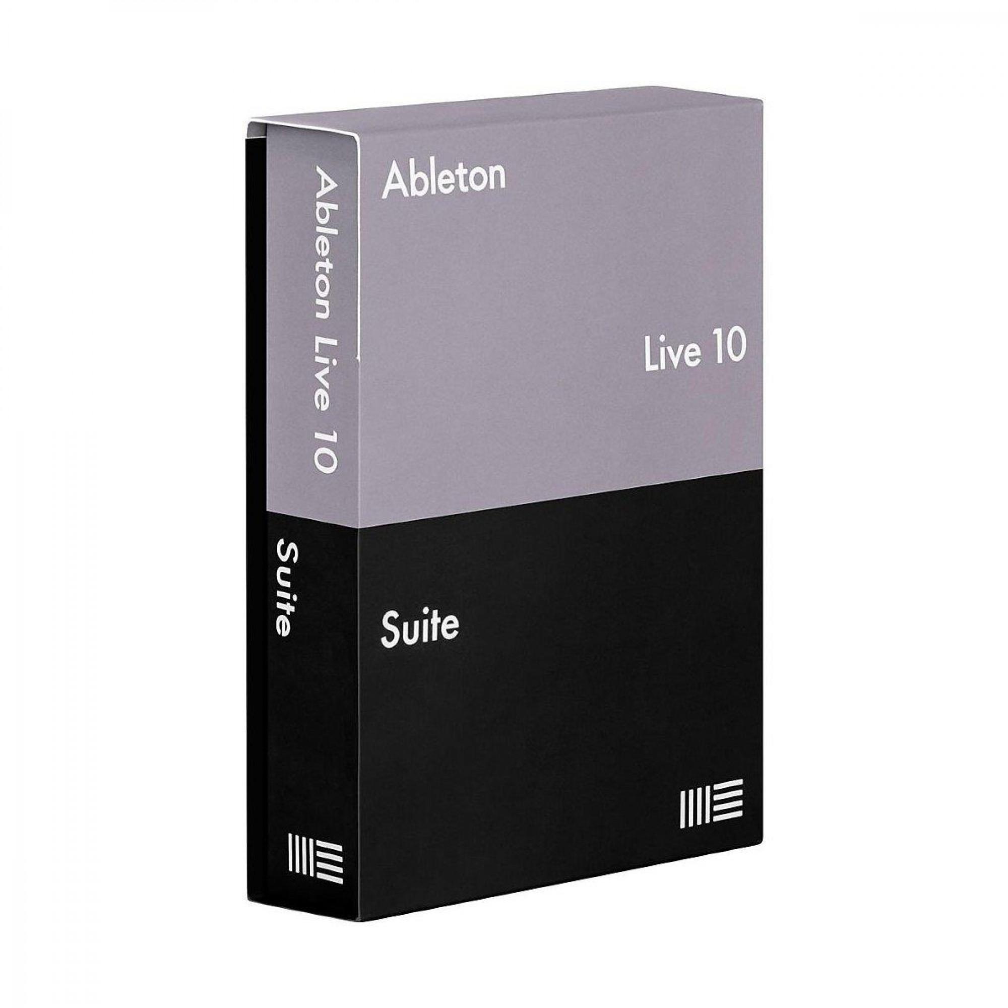 ABLETON Push 2 + Live 10 Suite