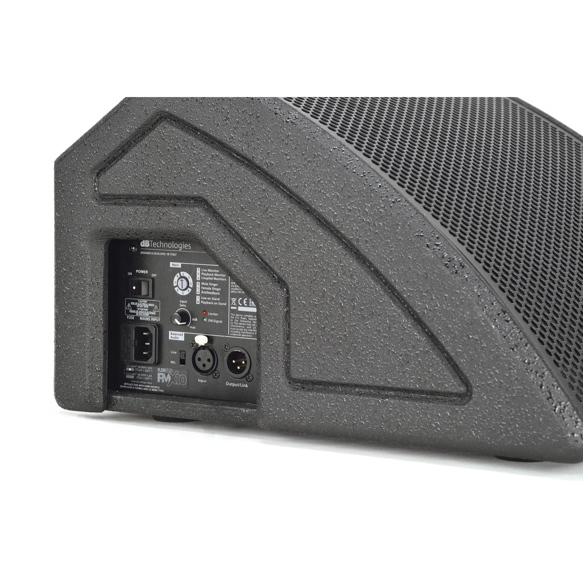 DB TECHNOLOGIES FMX10