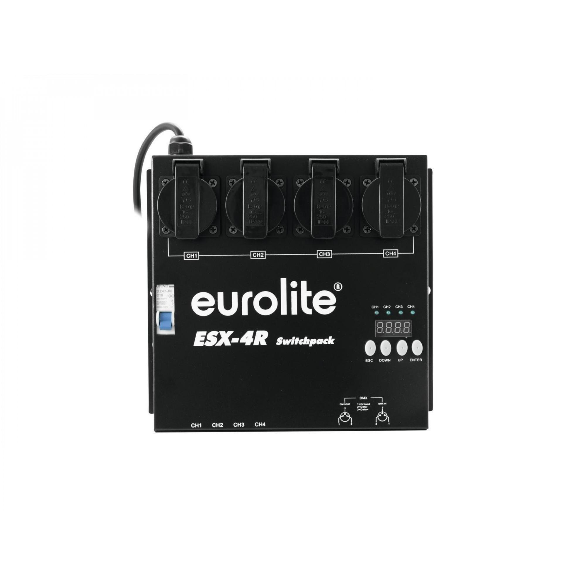 EUROLITE ESX-4R