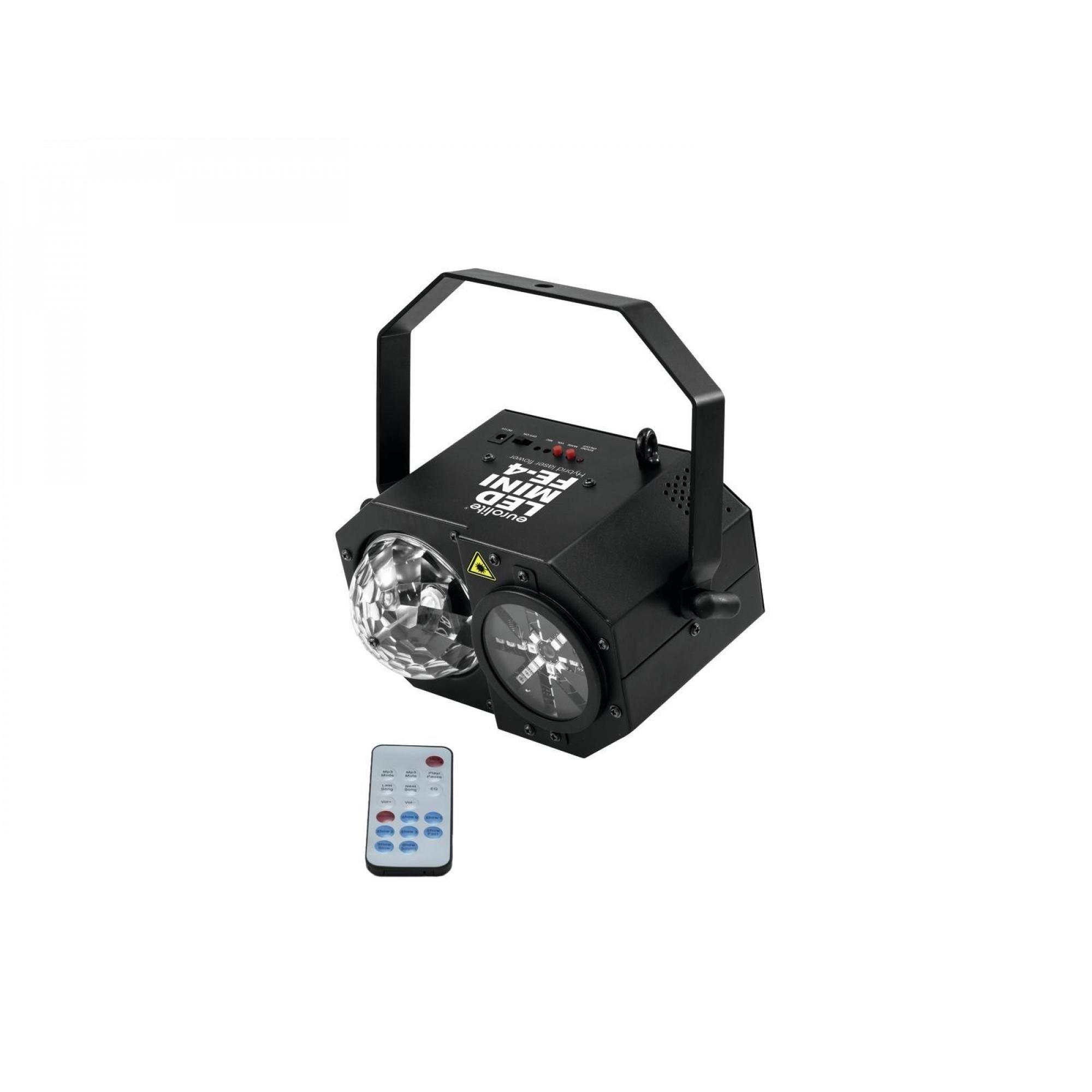 EUROLITE LED Mini FE-4
