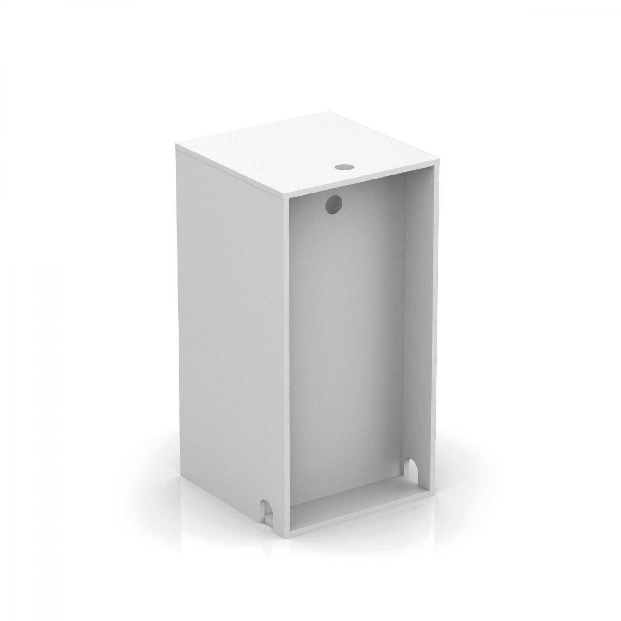 GLORIOUS Modular Mix Rack White