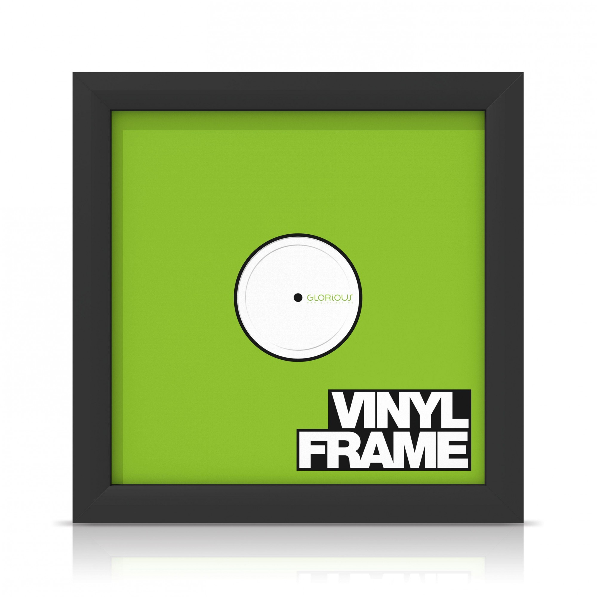 GLORIOUS Vinyl Frame Set Black (Set of 3)