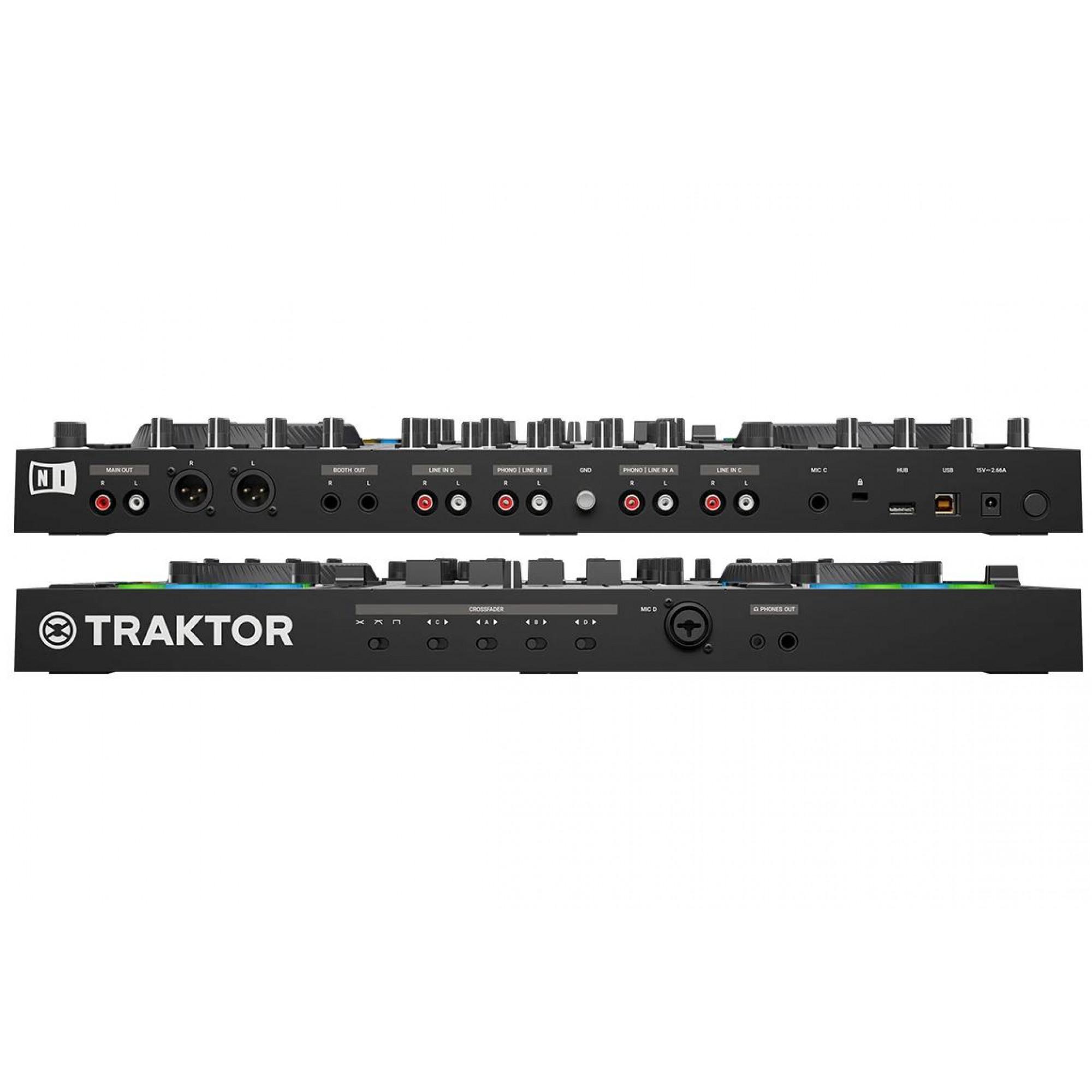 NATIVE INTSTRUMENTS TRAKTOR KONTROL S4 MK3